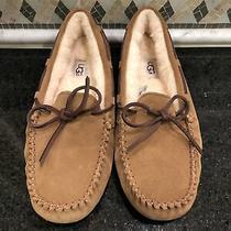 Nwob Womens Ugg Dakota Chestnut Slippers-Size 8-Msrp 100- 5612 Photo