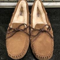 Nwob Womens Ugg Dakota Chestnut Slippers-Size 9-Msrp 100- 5612 Photo