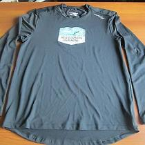 Nwot 50 Men's Saucony Primo Long Sleeve Runningworkout Tee Jersey 80681 Sm Bl  Photo