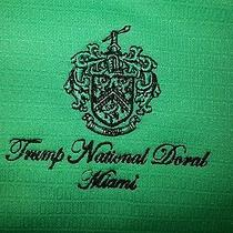 Nwot Adidas Climalite Trump National Miami Doral Golf Club Polo Shirt Adult 2xl Photo