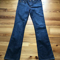 Nwot Ag the Angel High-Rise Boot Cut Jeans 27 Photo