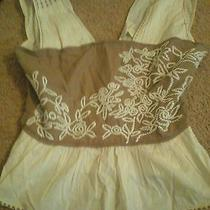 Nwot Anthropologie Corset Top 10p  Photo