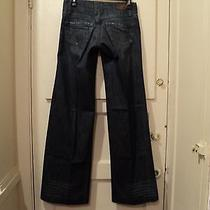 Nwot Anthropologie Level 99 Women's Jeans/wide Leg/low Waist(tag 25)(Taped 29) Photo