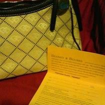 Nwot Authentic Dooney Bourke Handbag