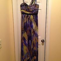 Nwot Bcbg Floor Length Holiday Gown Photo