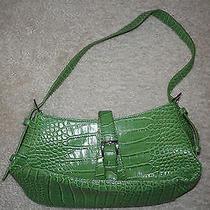 Nwot Bcbg Lime Green Purse Trendy Photo