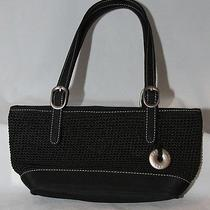 Nwot Black the Sak Purse Small Bag Crochet Photo