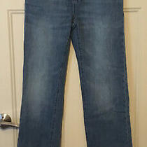 Nwot Boys Gap Kids Original 1969 Denim Jeans Distressed Wash Sz 14 Regular Photo