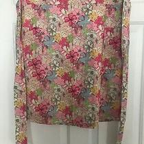 Nwot Brooks Brothers w's Skirt Sz 14 Liberty Arts Fabrics Photo