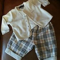 Nwot Burberry Baby Set  Photo