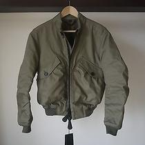 Nwot Burberry Prorsum Bomber Jacket  1995  Size 44 Photo