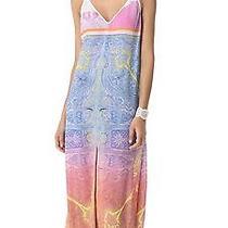 Nwot Clover Canyon Paisley Desert Maxi Dress Size S - 290 Photo