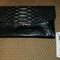 Nwot Coach Python Slim Wallet Rare  Photo