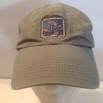 Nwot Columbia Sportswear Fish Fly Fishing Cotton Hat Cap One Size Photo