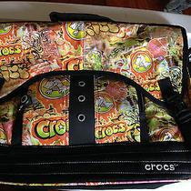 Nwot Crocs Computer Bag Photo