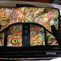 Nwot Crocs Computer Bag Photo