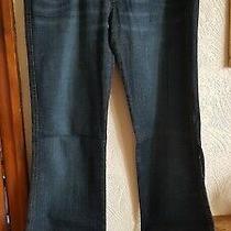 Nwot Diesel Soft Stretch Denim Blue Jeans Mid Rise W32 L33 Photo