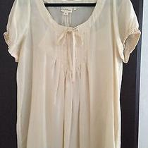 Nwot Dkny Pure 100% Silk Tunic Photo