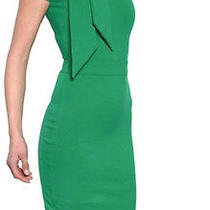 Nwot Dsquared2 Green Fitted Dress Photo