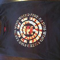 Nwot Element Skateboards Earth Wind Fire Water Tye Dye Logo Shirt (Medium) Photo