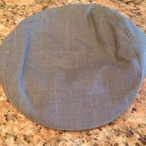 Nwot Eugenia Kim Mens Men's Size S Gray Tweed Derby Hat New Photo