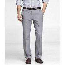 Nwot Express Producer Cast Iron Cotton Men's Dress Pants Sz 32x29 (As Is) Photo