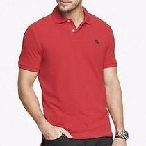 Nwot Express Red Small Lion Men's Polo Shirt Sz M- Photo