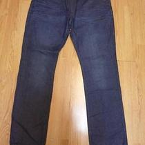 Nwot Express Rocco Slim Fit Skinny Leg Men's Jeans 34x30(as Is) Photo