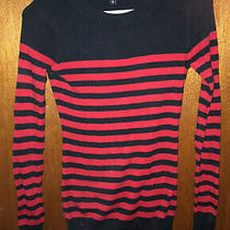 Nwot Express Striped Sweater Size Xs Photo