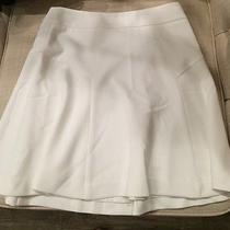 Nwot Express White a Line Skirt Size 8 Photo
