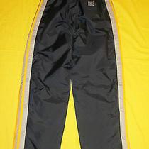 Nwot Gap Athletic Navy Blue Gray Yellow Track Pants Running Basketball Xxl 2xl Photo