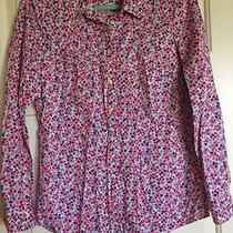 Nwot Gap Fitted Boyfriend Shirt Size Xs Photo