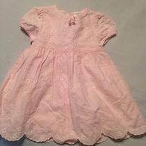 Nwot Gap Girls Dress Size 3-6 Months Euc Photo