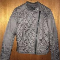 Nwot Gap Gray Nylon Jacket Size Xs Photo