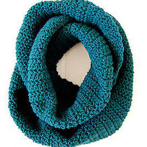 Nwot Jungle Green Infinity Scarf - Made Well Photo