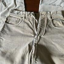 Nwot Junior Girls Khaki Colored Velvet Pants Express. Brand Size 3/4 Great Cond  Photo