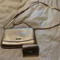 Nwot Kate Spade New York Laurel Way Greer Rose Gold Crossbody Bag Purse W/wallet Photo