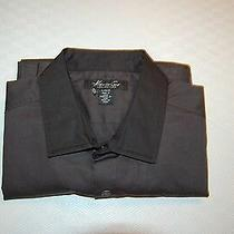 Nwot Kenneth Cole Collection Men's Long Sleeve Sport Shirt Size L 16 1/2 - 36 Photo