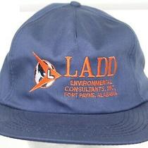 Nwot Ladd Environmental Consultants Inc. Fort Payne Alabama Hat Snapback Cap Photo