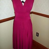 Nwot Ladies Medium Wine Maxandcleo Dress Photo
