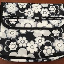 Nwot Lesportsac Floral Laptop Sleeve Photo