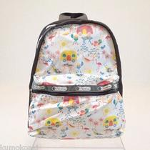 Nwot Lesportsac Picnic Graphic Backpack Photo