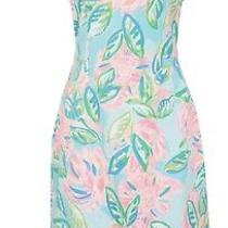 Nwot Lilly Pulitzer Carmelisa Shift Dress Totally Blossom 0 Photo