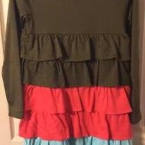 Nwot Lolly Wolly Doodle Dress - Size 12 Photo