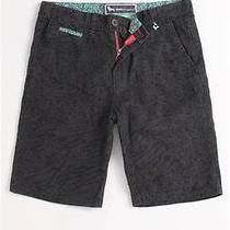 Nwot Modern Amusement Parker Skins Print Men's Shorts Sz 33 Photo