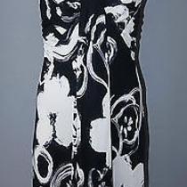 Nwot Moschino Black and White Dress Photo