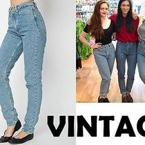 Nwot New Without Tags American Apparel Vintage High Waist Jeans  Photo