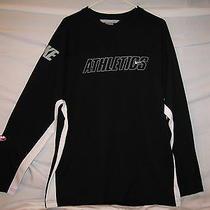 Nwot  Nike Men's Xl Athletic Pullover Black  White