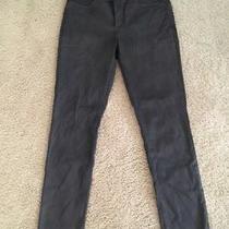 Nwot Not Your Daughters Jeans Women's Alina Leggings Pants in Coated Denim Sz 10 Photo