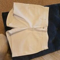 Nwot- Old Navy the Sweetheart White Jean Shorts Size 6 Nice Photo